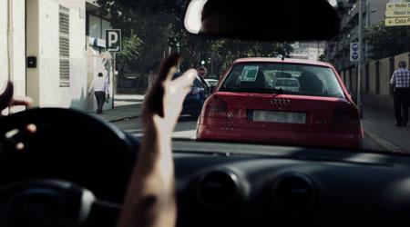 Casi 3 millones de conductores reconocen ser muy agresivos