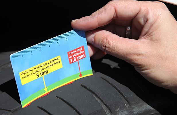 ¿Cuándo hay que cambiar los neumáticos?