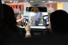 El 84% de los conductores hace otras tareas al volante