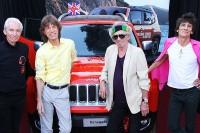 Jeep y los Rolling Stones