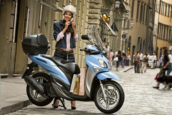 Diez ideas para tener una scooter diferente