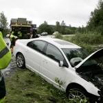 Accidentes de tráfico: Menos fallecidos pero más víctimas