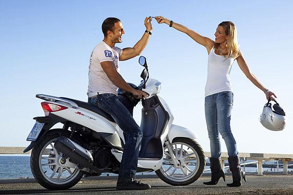 Personalizar tu scooter