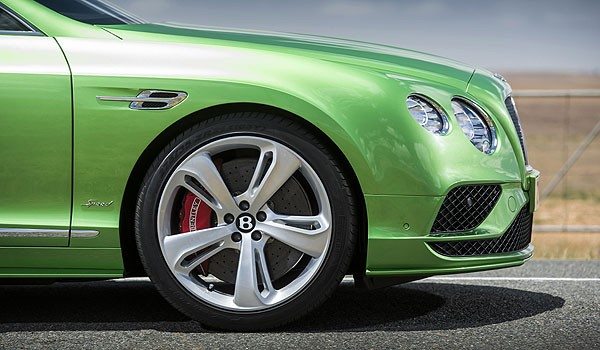 Bentley Continental-GT-Speed