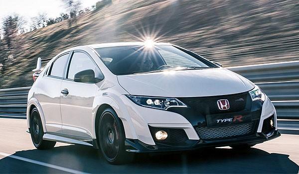 Honda-Civic Type-R