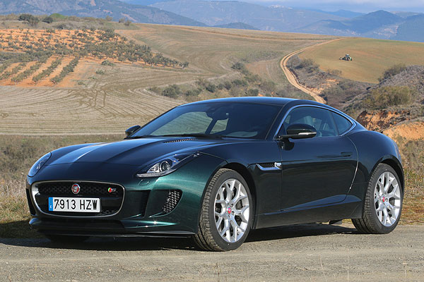 Jaguar-F-Type-S Coupé