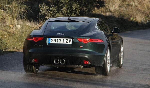 Jaguar-F-Type-S Coupé