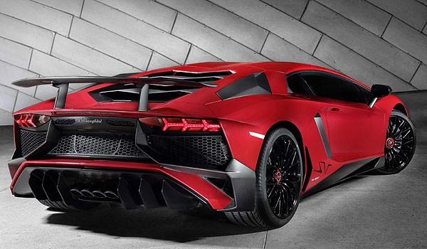 Lamborghini-LP-750-4 Superveloce