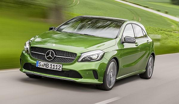 Mercedes-Clase-A