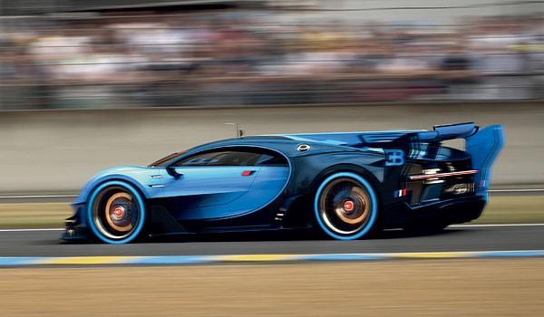 Bugatti-Vision Gran Turismo