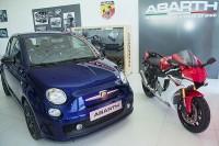 Abarth 595 Yamaha