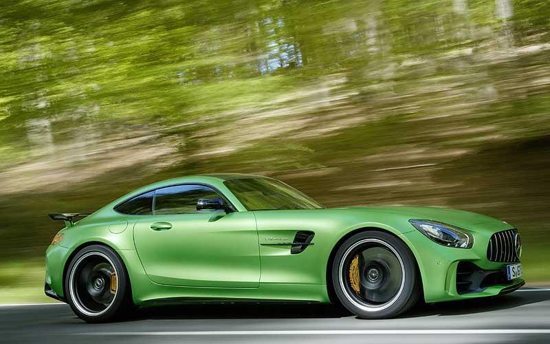 Los coches de color verde marcarán la tendencia en los próximos años