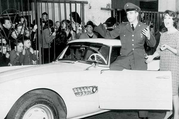 roadster de Elvis Presley