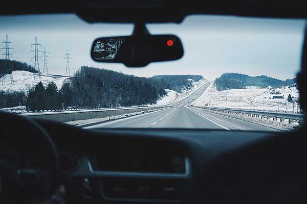 conducción invernal