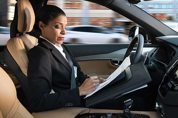 ¿Y qué hago a bordo de un coche autónomo?