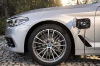 BMW híbrido enchufable