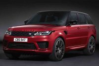 Range Rover Sport Híbrido