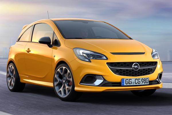 Llega el nuevo Opel Corsa GSi con motor de 150 CV