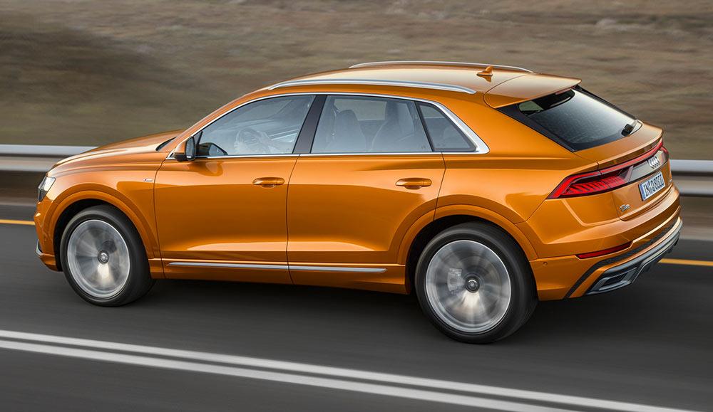Audi Q8, el buque insignia