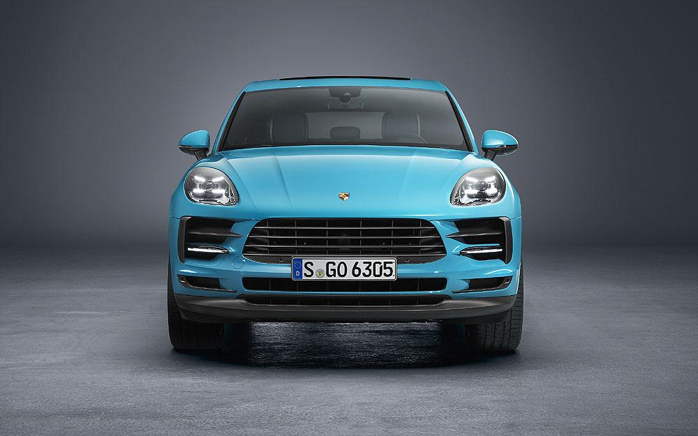 Nuevo Porsche Macan, más deportivo y confortable