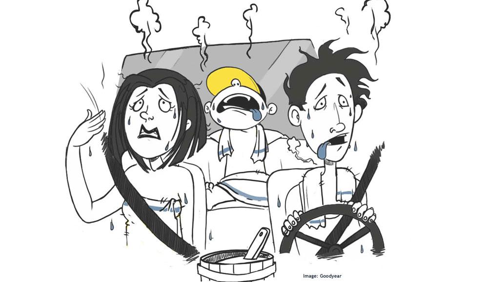 La fatiga y el alcohol, entre las conductas más peligrosas en carretera