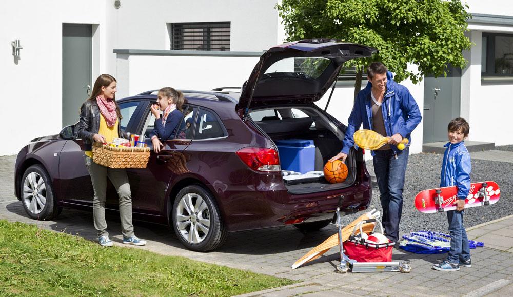 Cuatro errores que cometes al colocar el equipaje en el coche