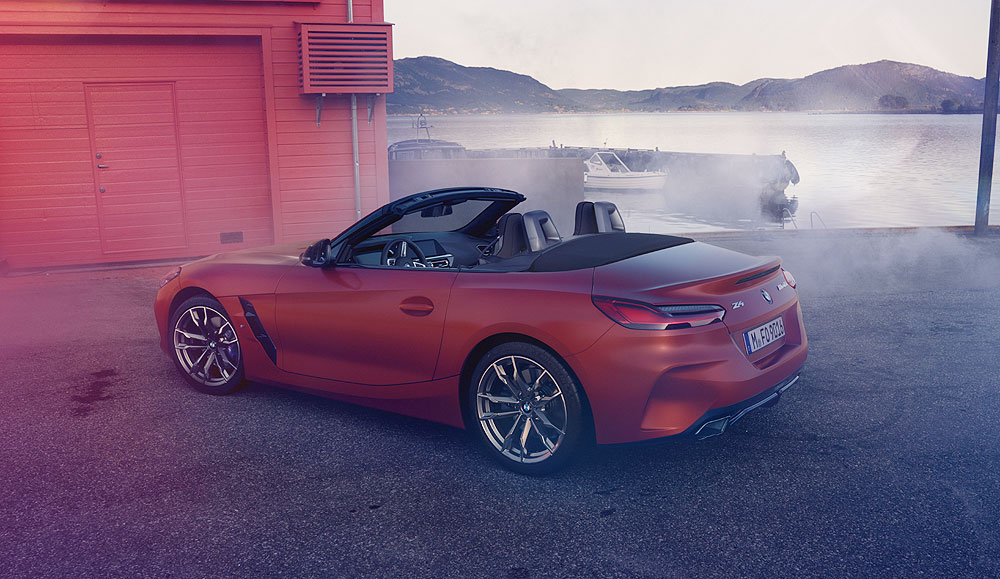 BMW Z4, el exclusivo roadster se renueva