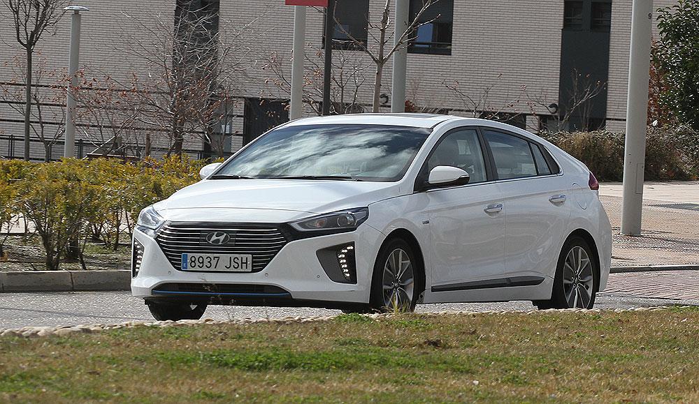 Probamos el Hyundai Ioniq Hybrid