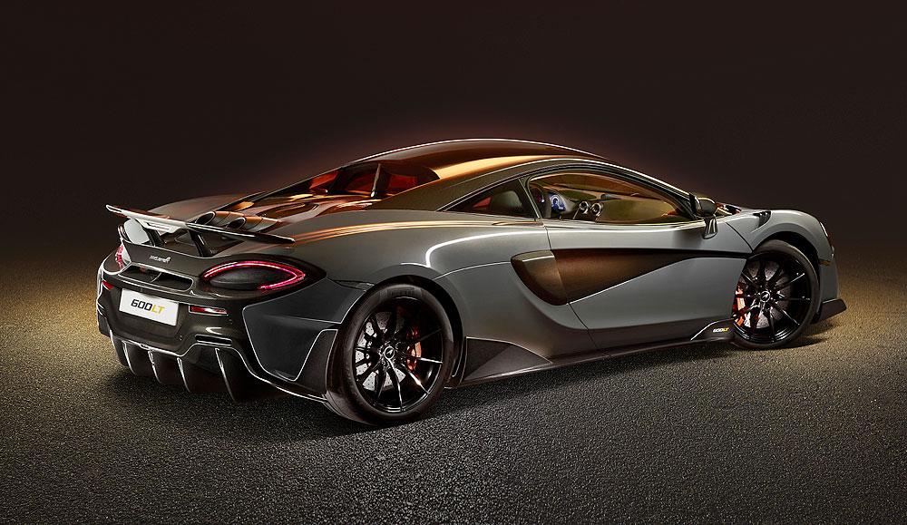 McLaren 600LT, un Longtail de pura cepa