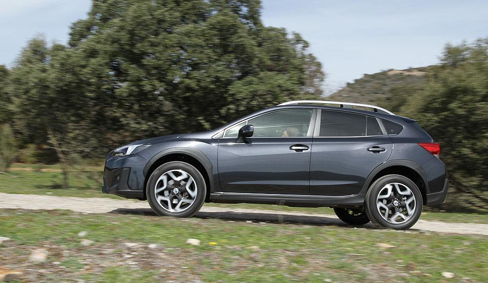 Probamos el Subaru XV, un todocamino compacto de verdad