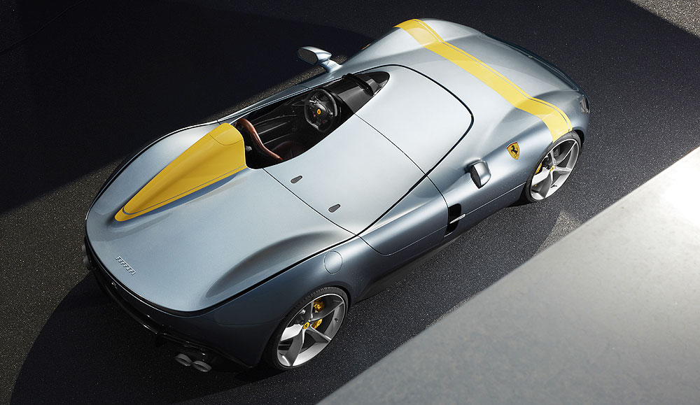 Ferrari Monza SP1 y SP2, dos icónicos modelos para un nuevo segmento