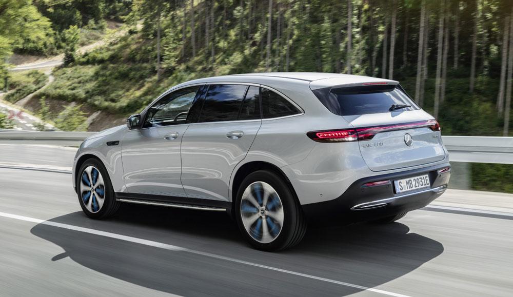 Mercedes EQC, un SUV 100 % eléctrico que inaugura una era