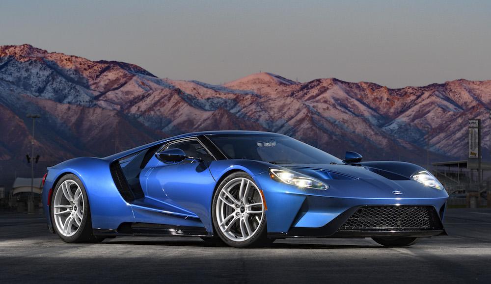 El Ford GT amplía su exclusiva producción