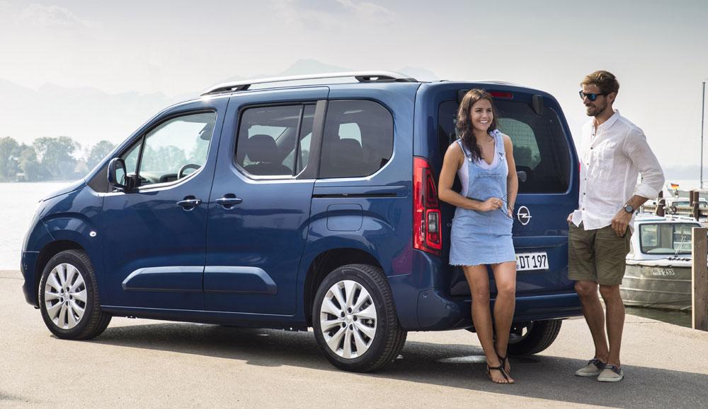 Opel Combo, la otra forma de viajar