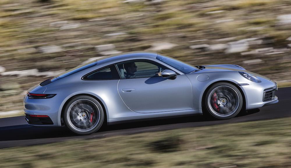 Porsche 911, el deportivo más carismático estrena octava generación