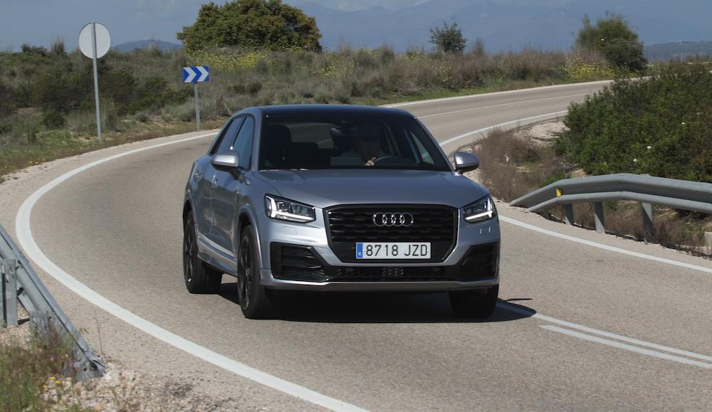 Probamos el Audi Q2, un SUV urbano con estilo muy premium