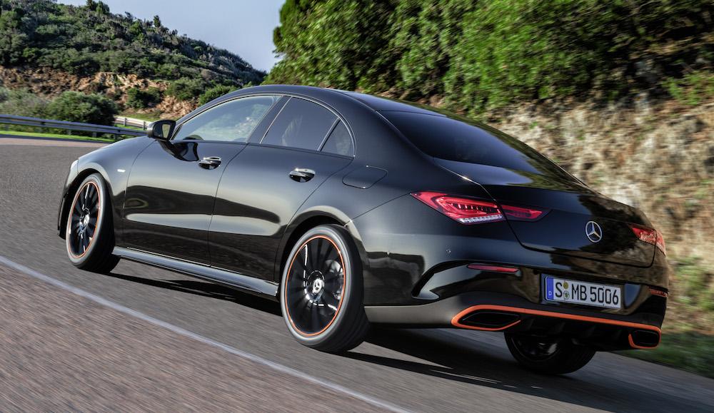 Nuevo Mercedes CLA Coupé, ¡habla con él!