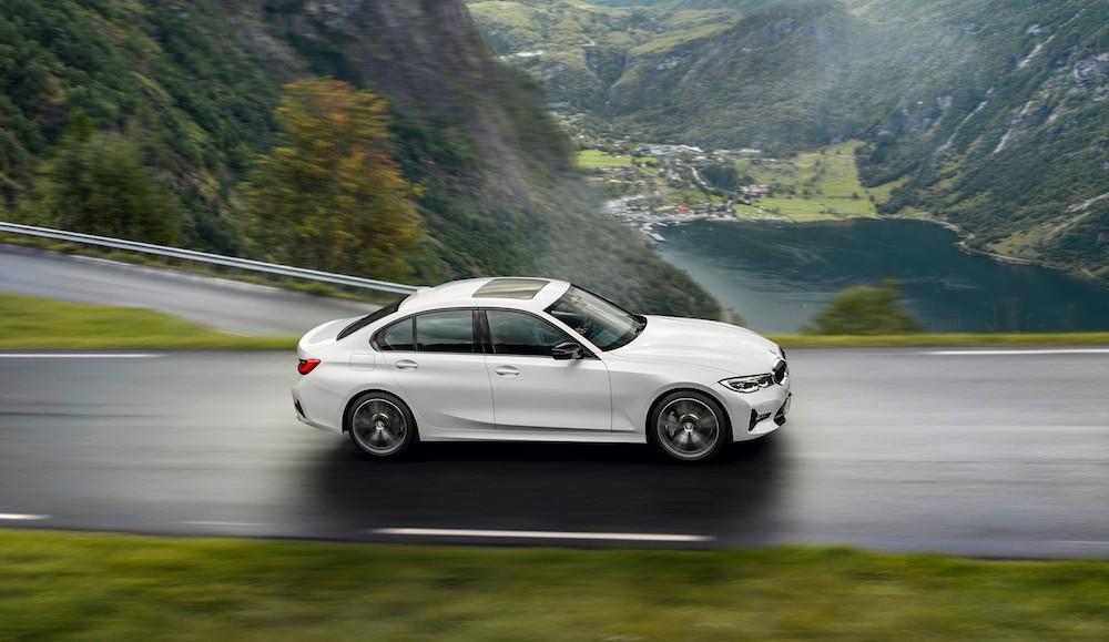BMW Serie 3, séptima generación desde 38.600 euros