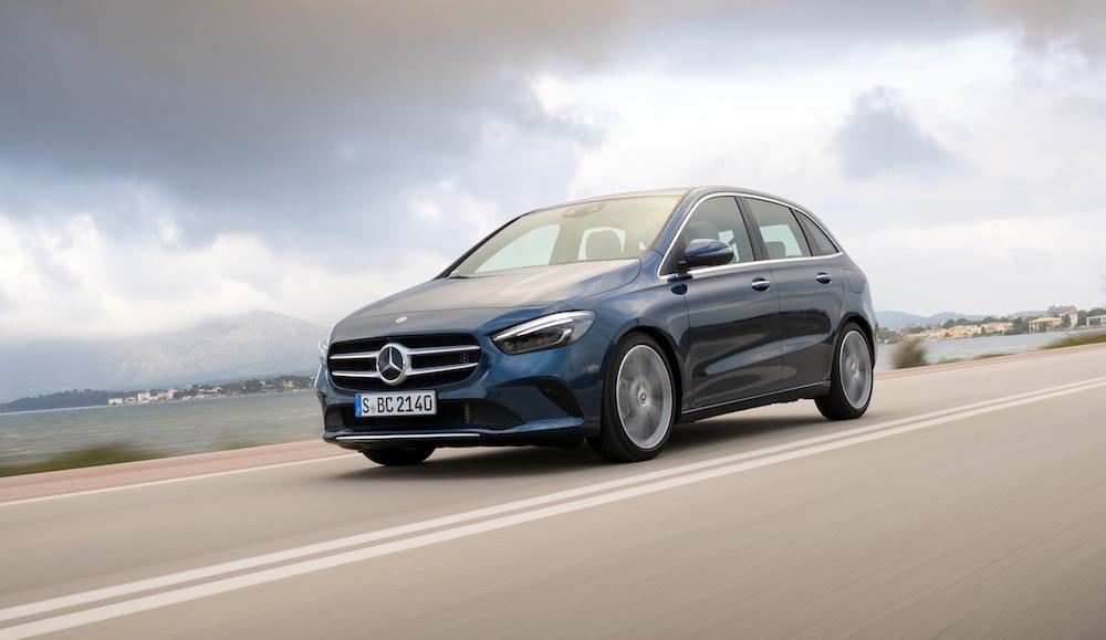 El Mercedes Clase B se reinventa con los atributos de un Sport Tourer