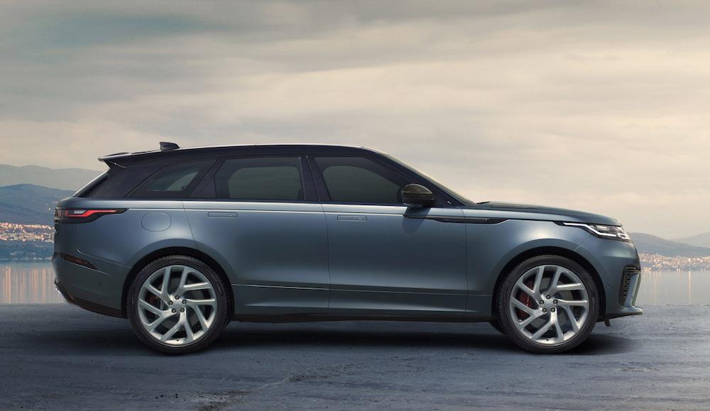 Range Rover Velar, minimalista, urbanita y muy campero. Tres en uno