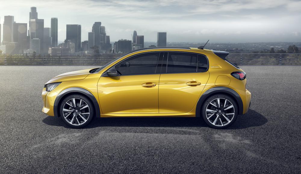 Peugeot e-208, un 100 % eléctrico como puntal de la nueva generación