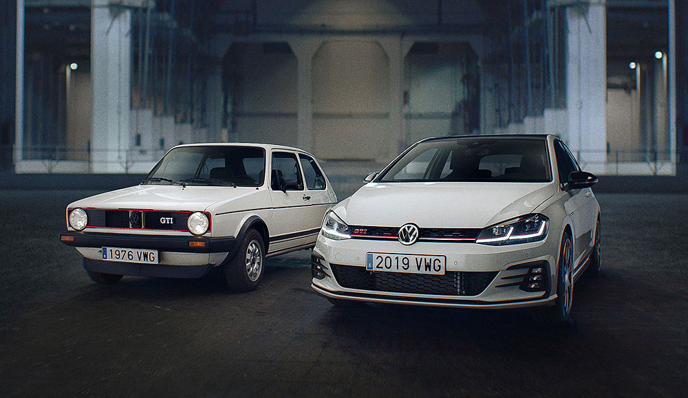 VW-Golf-GTI The Original