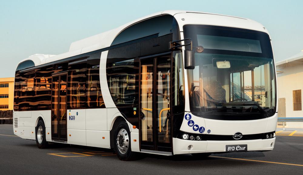 Los pedidos de autobuses eléctricos crecen en España