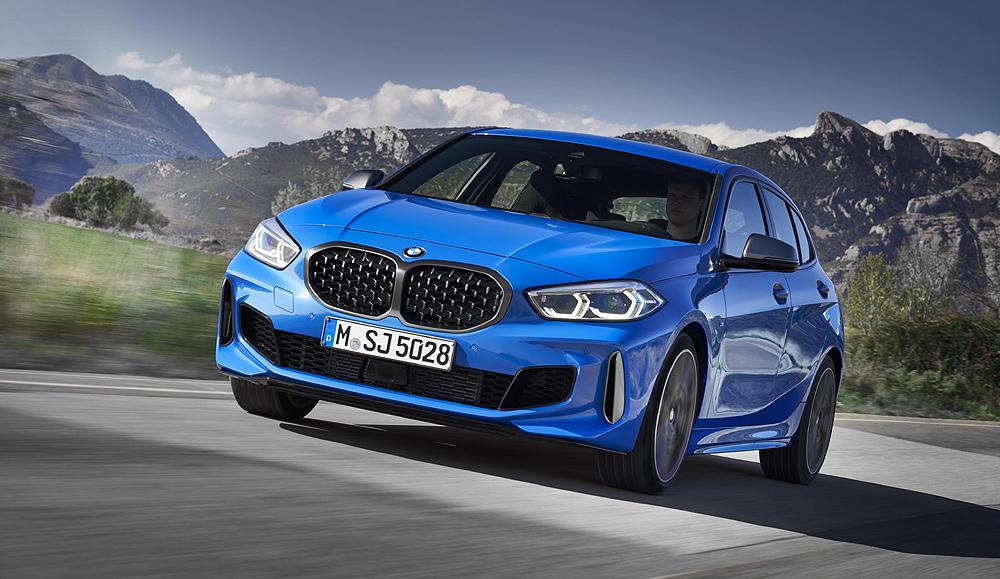 El BMW Serie 1 se pasa a la tracción delantera