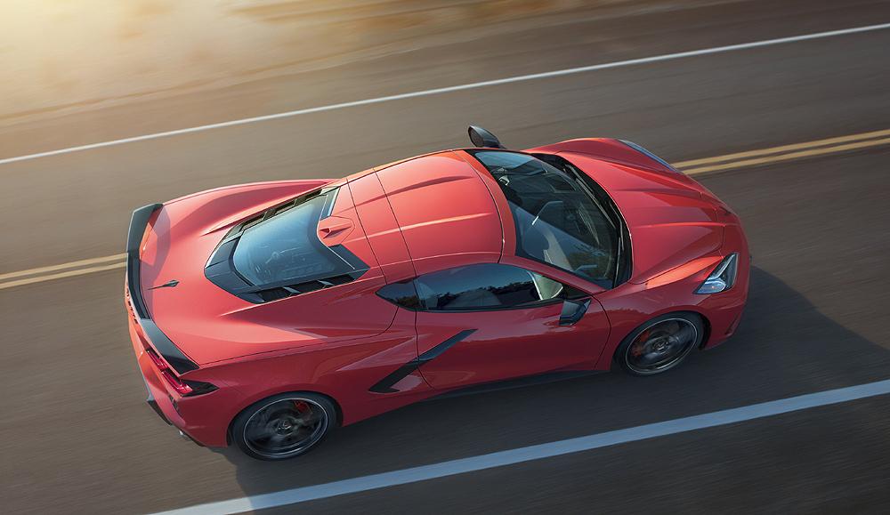Así es el nuevo Corvette, el mítico superdeportivo rompe moldes