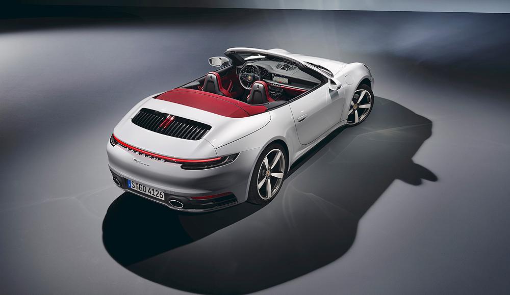 Porsche 911 Carrera, 385 CV para la versión de acceso al mítico deportivo