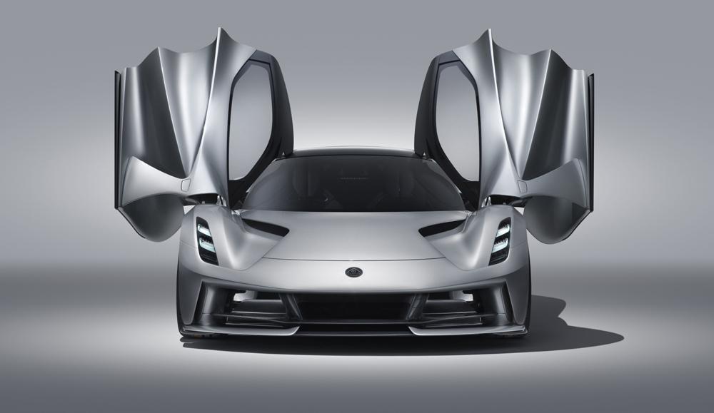 Lotus Evija, 2000 CV para el deportivo eléctrico más potente del mundo