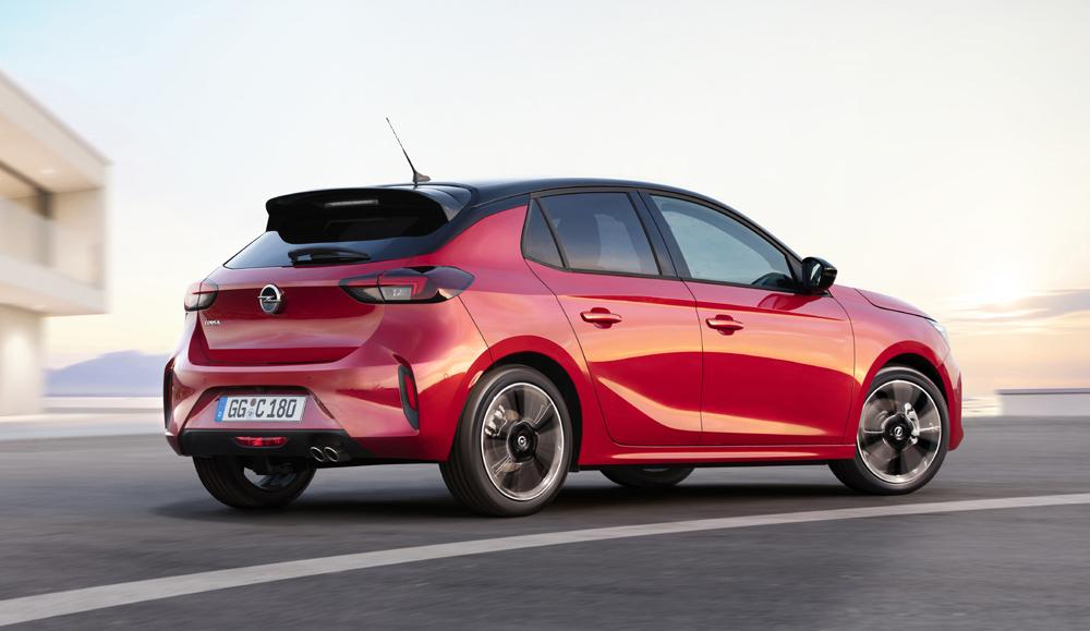 El Opel Corsa estrena sexta generación con una versión 100 % eléctrica
