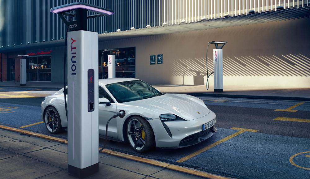 Llega el Porsche Taycan, un superdeportivo 100 % eléctrico con 761 CV