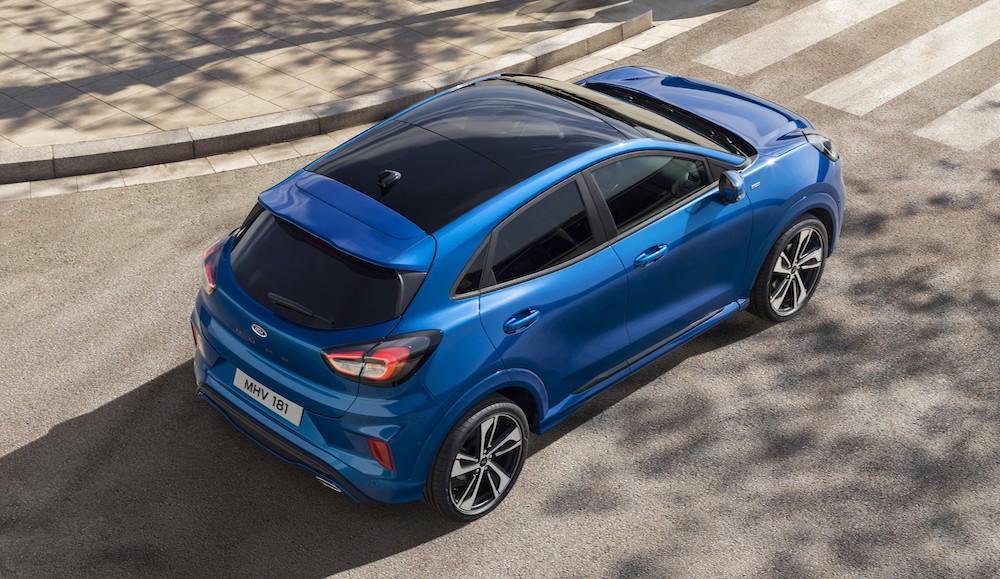 Llega el Ford Puma, un nuevo SUV compacto desde 21.925 €